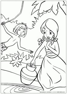 Skgaleana Disneys Jungle Book Free Printables Activities Coloring Pages And Downloads