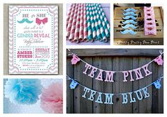 Non Gender Baby Shower Themes
