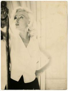 Photo by Milton Greene, 1953