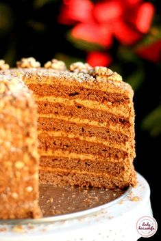 Winter Christmas, Holiday, Xmas Food, Party Treats, Vanilla Cake, Food And Drink, Cooking Recipes, Easy, Housewife
