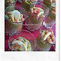 Guacamole au Cook'in