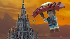 Zelda: Breath Of The Wild, Sonic, Goose Game Included In Lego Ideas Submissions - GameSpot Lego Super Mario, The Legend Of Zelda, Breath Of The Wild, Lego Sets, Lego Zelda, Sonic The Hedgehog, Calamity Ganon, Indiana Jones Films, The Iron Giant
