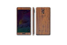 Royal Primavera Wood  #Samsung #Note4 #Note #2014 #Smartphone #Galaxy #Android #Mobile #Device #Skin #Skins #Wrap #Wraps #Decal #Decals #3M #Vinyl #Vinyls #Stickerboy #Sticker #Stickers #Wood #Grain #Mahogany #Ebony #Persimmon #RoyalPrimavera #CurlyMaple