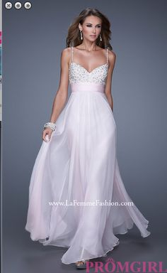 Shop La Femme evening gowns and prom dresses at Simply Dresses. Designer prom gowns, celebrity dresses, graduation and homecoming party dresses. Short Semi Formal Dresses, Prom Dresses Long Pink, Straps Prom Dresses, Prom Dresses 2015, Dressy Dresses, Formal Evening Dresses, Bridesmaid Dresses, Slip Dresses, Prom 2015