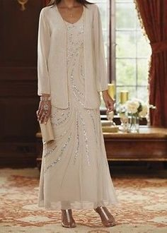 White Gray Pants Suit Mother of the Bride Dress Formal Gowns Evening Plus Size. Lace Long Mother of the Bride Dresses Wedding Suit Dresses Evening Gowns Jacket. New Long Evening Formal Party Mother of the Bride Women Formal Occasion Dresses. Mother Of The Bride Plus Size, Mother Of The Bride Dresses Long, Mother Of Bride Outfits, Mothers Dresses, Mother Bride, Mother Of The Bride Jackets, Jacket Dresses Formal, Nice Dresses, Dress Formal