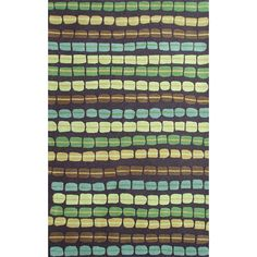 I pinned this Crete Rug from the Rug Market event at Joss and Main!