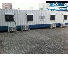 Leading Portable Container Cabins Manufacturer in India