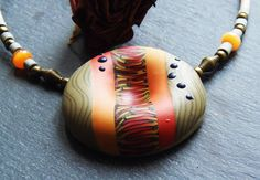 Cane tute from  LES ETHIOPIQUES - Hélène JEANCLAUDE   In French but pictures show enough.#Polymer #Clay #Tutorials