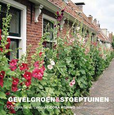 "Authors: Cora Koning (photo credit) and Frederike Krommendijk, the Netherlands from the Paperback ""Terra"". Hydroponic Gardening, Hydroponics, Organic Gardening, Love Garden, Home And Garden, Shabby Chic Garden, Gardening Books, Hollyhock, Garden Features"