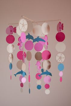 So amazing! I already have a mobile/chandelier but this is awesome.