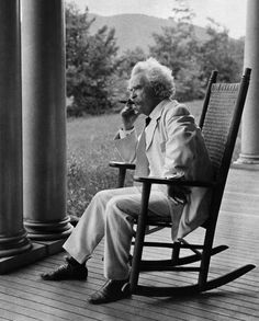 Mark Twain | Fotografia