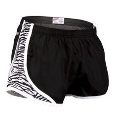 I have these shorts and many other colors! I love SOFFEE running shorts!