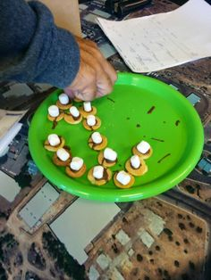 Testing smores to serve as snacks on the trails for SANTA FE JEEP TOURS.