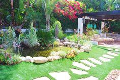 Drought Tolerant Landscape Design That Looks Lush, Natural and ...