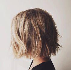 Perfect short hair cut!