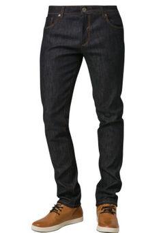 TWO MARIO - Slim fit jeans - blå