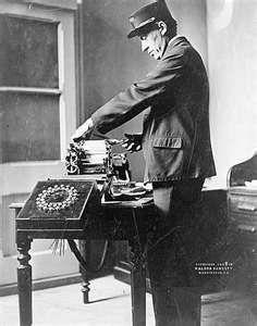 Telegraph Operator