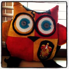 harry potter owl ilyanna would  love this!