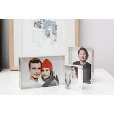 [acrylic picture frames]