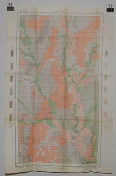 Kansas Railroad map Etsy KS Map Project Pinterest Kansas