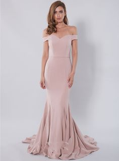 Off the Shoulder Prom Dress,Long Mermaid Prom Gowns,Charming Satin Prom Dress, Prom Dress with Sweep Train,Women Formal Dresses