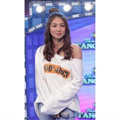 Nadine Lustre Outfits, Jadine, Simple Outfits, Strong Women, Street Style, Celebrities, Pretty, Fan Girl, Clothes