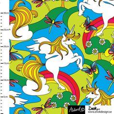 BIO Jersey Znok Einhorn, Einhörner, Unicorn