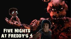HOJE É MEU DIA DE SORTE !! five nights at freddy's 4
