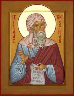 St.Isaac The Syrian