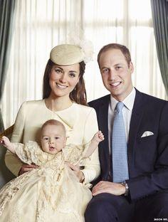 Catherine, George et William