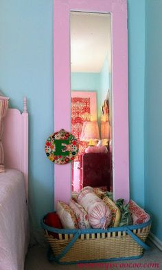 mommy is coo coo: How to Decorate a Transitional Girl Bedroom