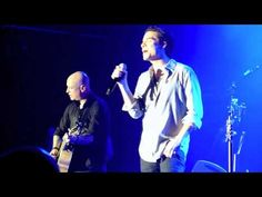 Train  [HD] - Marry Me - Wedding Proposal On Stage Mid-song   This is like...a big, stupid dream of mine.