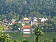 Kandy Temple of Tooth