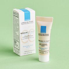 Beauty-Fix-February-2017  LaRoche-Posay Rosaliac CC Cream – 3 ml Value $2.30