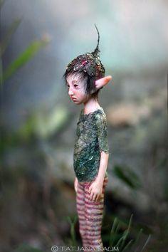 Little pixie Milu by Tatjana Raum
