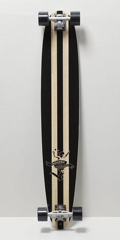 indiana longboard collection 2011 #want #indiana #longboard -- if this had bigger wheels it'd be heaven