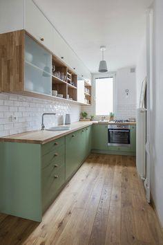 Home Decor Kitchen .Home Decor Kitchen Kitchen Room Design, Modern Kitchen Design, Home Decor Kitchen, Kitchen Living, Interior Design Kitchen, Kitchen Furniture, New Kitchen, Home Kitchens, Small Apartment Kitchen