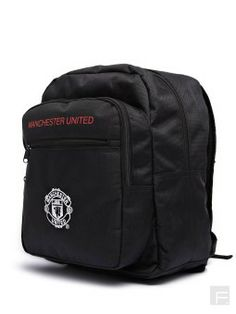 Stylish and Cool Backpack in Black Color in Synthetic Material 59d37b813534e