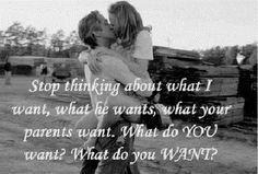 @Lindsay Stauffacher  WHAT DO YOU WANT? <3 <3