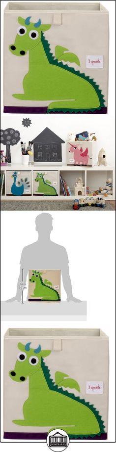 Caja de Almacenamiento con Dibujo de Dragón  ✿ Regalos para recién nacidos - Bebes ✿ ▬► Ver oferta: http://comprar.io/goto/B0095EO3N2
