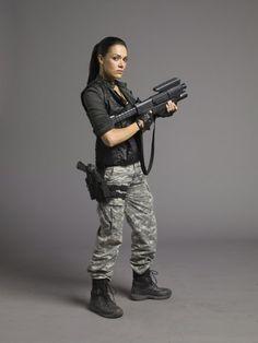 Kuvahaun tulos haulle Simone Kessell...  Lt. Alicia Washington