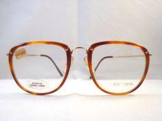 Roy Tower design tortoise Vintage eyeglasses  by vintagevision80, $62.90