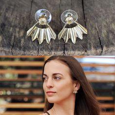 Ray Earrings by Edel Designer Jewellery