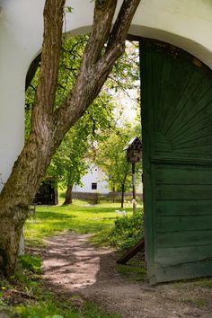 Damals, ohne Strom und WLAN - Museumsdorf Niedersulz :: Bustiger