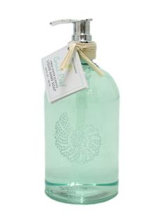 Two's Company Two's Company Coral Reef Hand Soap [Nautilus Shell]