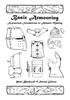 Basic armouring of the Middle Ages