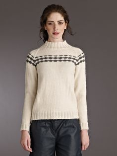 Enikio Knit Rowan Members Exclusive Collection Autumn Winter 2012