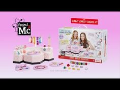 The Project Mc2 Gummy Jewelry Science Kit is a fun STEM/STEAM birthday party activity!
