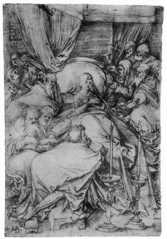 Baldung Grien, Hans: Marientod c.1515