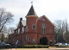 Eugene V. Kelly Carriage House in Essex County, New Jersey.